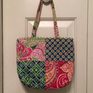 Vera Bradley *Limited Edition multi pattered purse